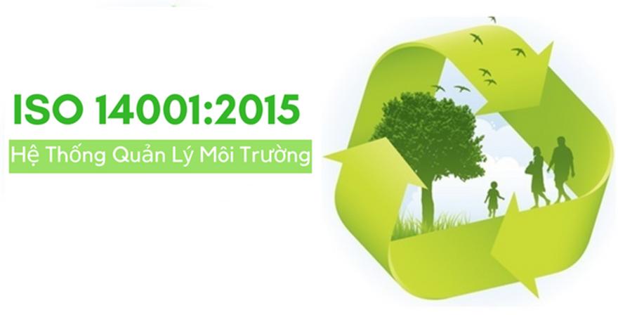 Dịch vụ tư vấn cấp chứng nhận ISO 14001-2015