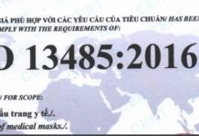 thực hiện cấp giấy chứng nhận ISO 13485