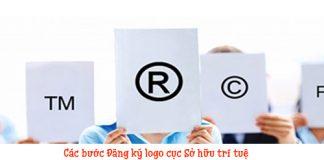 Các bước Đăng ký logo cục Sở hữu trí tuệ